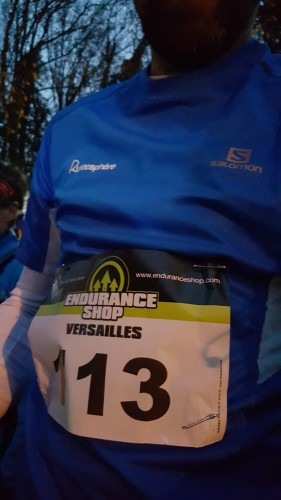 Dossard Vertrail by Night 2015