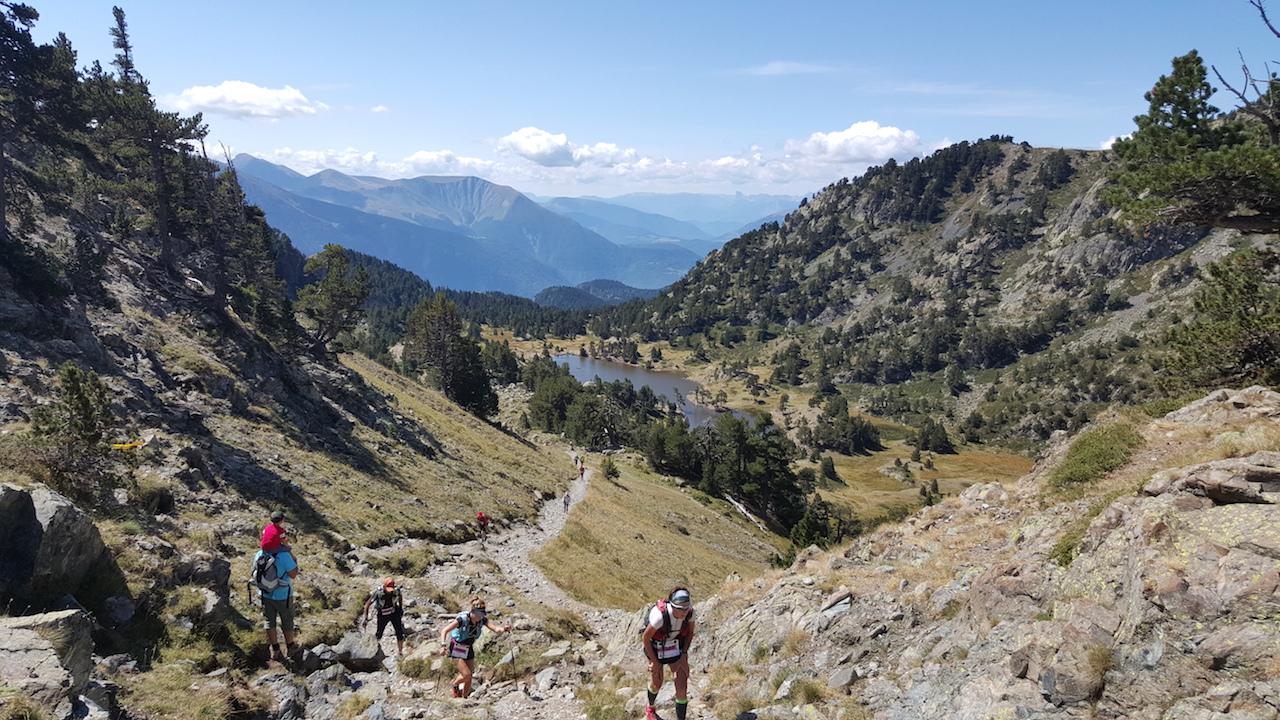 Récit d'ultra trail : ut4m 90k 2015